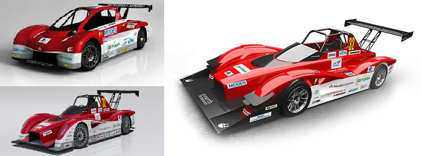 PIKES PEAK 2014 MiEV Evolution III
