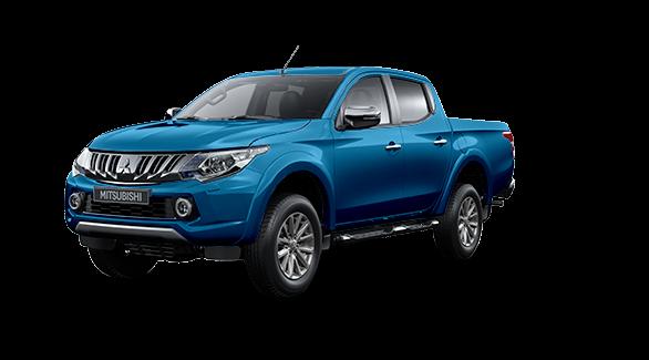 Nouveau L200 en Impulse Blue Metallic couleur