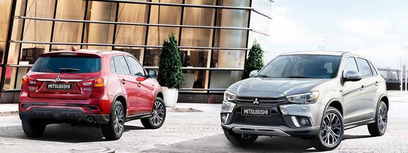 Mitsubishi ASX DES OFFRES COMPÉTITIVES