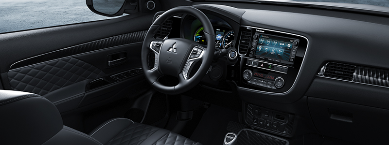 Mitsubishi Outlander PHEV UN CONFORT RAFFINÉ