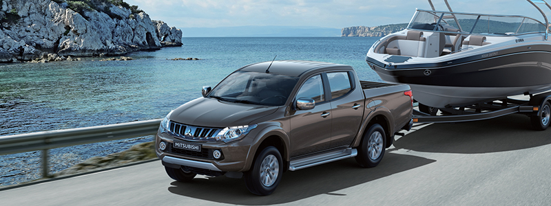 Mitsubishi L200 UN ÉLÉGANT PICK-UP