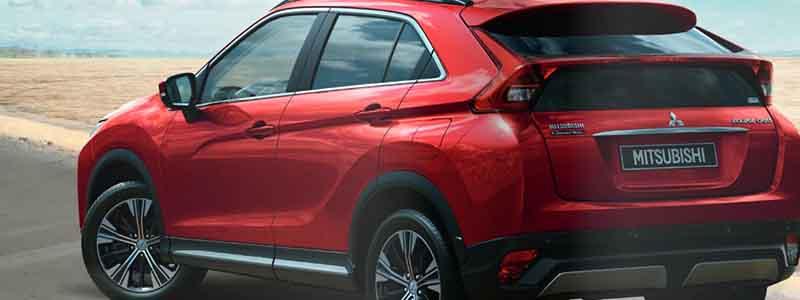 Mitsubishi Eclipse Cross UNE EXPÉRIENCE UNIQUE
