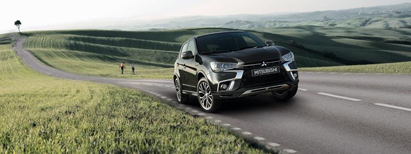 Mitsubishi ASX UN GOÛT PRONONCÉ POUR L'AVENTURE