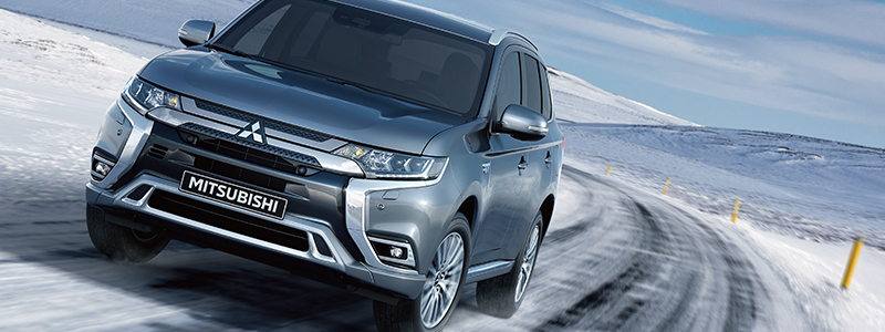Mitsubishi Outlander PHEV PLAISIR DE CONDUIRE INÉDIT
