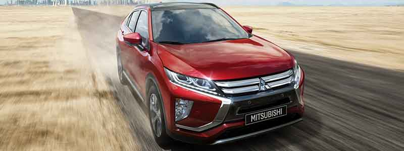Mitsubishi Eclipse Cross PERFORMANT ET EFFICIENT