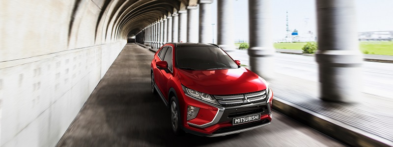 Mitsubishi Eclipse Cross PERFORMANT ET EFFICIENT