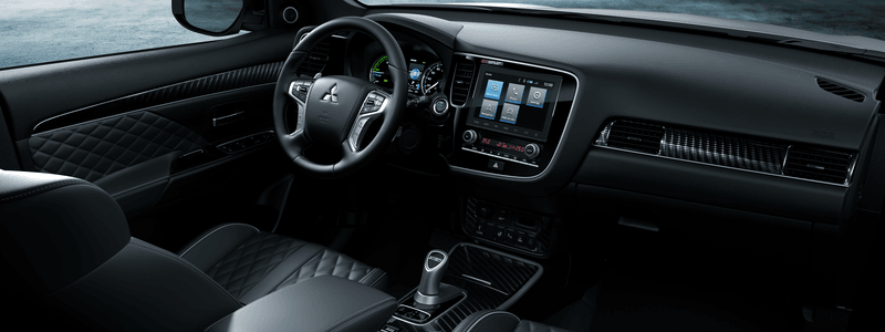 Mitsubishi Outlander PHEV SÛR ET CONNECTÉE