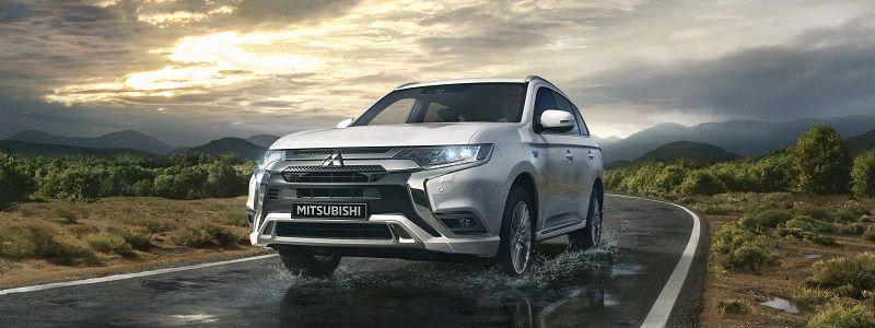 Mitsubishi Outlander PHEV AUTONOME ET ÉCONOME