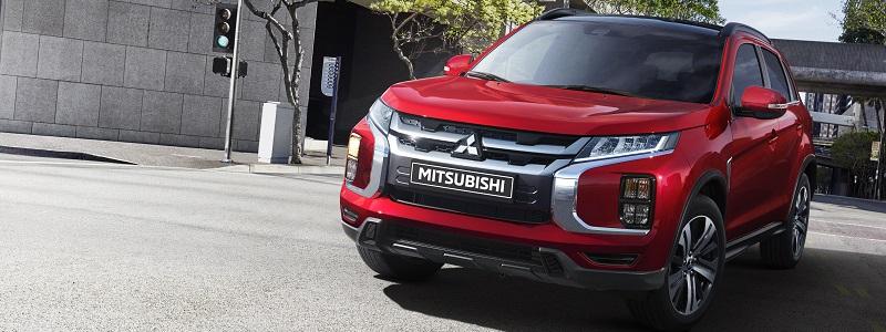 Mitsubishi ASX UN SUV URBAIN