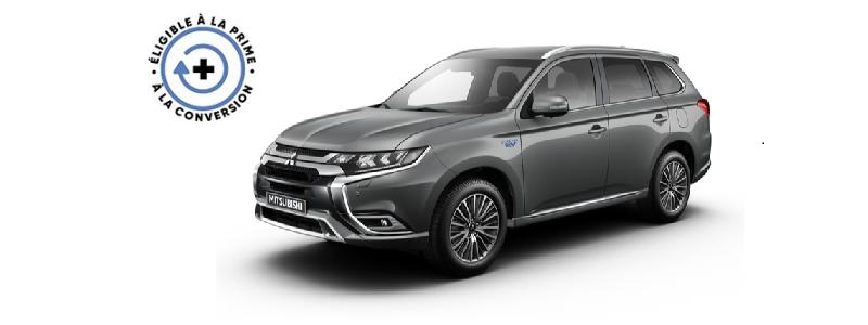 Mitsubishi Outlander PHEV BÉNÉFICIEZ DE LA PRIME A LA CONVERSION