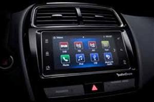 Mitsubishi ASX SYSTÈME MULTIMÉDIA CONNECTÉ SMARTPHONE-LINK DISPLAY AUDIO (SDA)