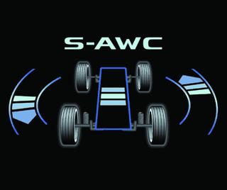 Mitsubishi Eclipse Cross S-AWC (SUPER ALL WHEEL CONTROL)