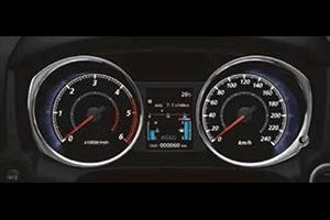 Mitsubishi ASX  ORDINATEUR DE BORD AVEC ECRAN LCD