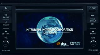 Mitsubishi Outlander SYSTÈME DE NAVIGATION (MMCS)