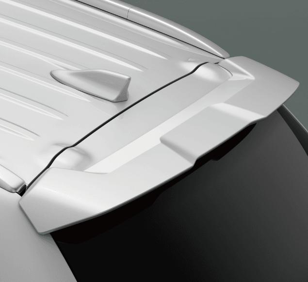Mitsubishi Outlander PHEV BECQUET ARRIERE