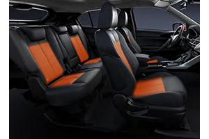 Mitsubishi Eclipse Cross SIÈGES AVANT ET ARRIÈRE CHAUFFANTS