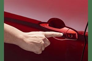 Mitsubishi Eclipse Cross SYSTÈME D'OUVERTURE DES PORTES ET DE DÉMARRAGE SANS CLÉ (KOS)