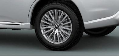 Mitsubishi Outlander PHEV JANTES ALLIAGE 18''