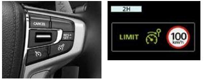 Mitsubishi L200 RÉGULATEUR / LIMITEUR DE VITESSE