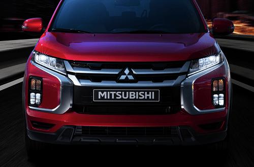 Mitsubishi ASX PROJECTEURS LED