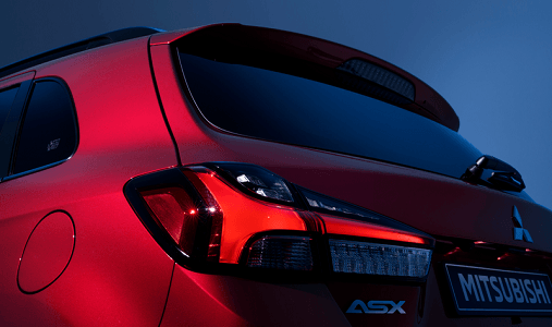 Mitsubishi ASX FEUX ARRIERE A LED