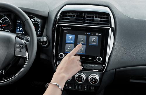 Mitsubishi ASX SMARTPHONE-LINK DISPLAY AUDIO 2.0