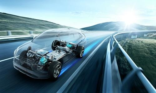 Mitsubishi Eclipse Cross PHEV MOTEURS ELECTRIQUES ET MOTEUR 2.4L MIVEC