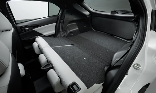 Mitsubishi Eclipse Cross PHEV BANQUETTE ARRIERE