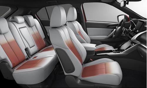 Mitsubishi Eclipse Cross PHEV SIEGES CHAUFFANT