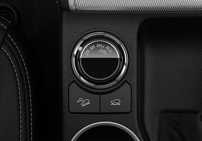 Mitsubishi L200 MODE DE CONDUITE (OFF ROAD) ET CONTROLE DE VITESSE EN DESCENTE (HDC)