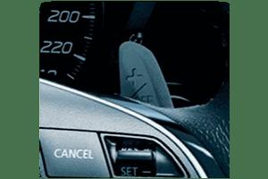 Mitsubishi Outlander PALETTES DE CHANGEMENT DE VITESSE