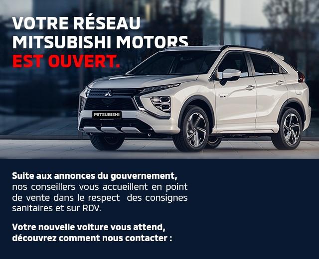 Mitsubishi se mobilise