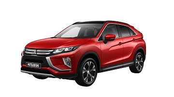 Mitsubishi Eclipse Cross 1.5 T-MIVEC 163 AS&G CVT 4WD Instyle