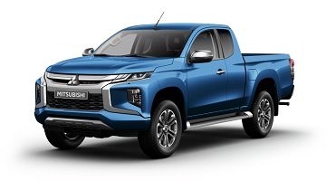 Mitsubishi L200 CLUB CAB 2.2 DI-D 150 AS&G 4WD EVAP ISC Instyle
