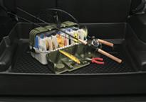 Bac de coffre rebords haut châssis long/court
