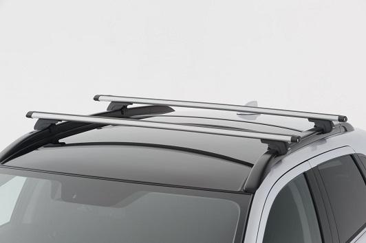 Barres de toit (pour les modèles équipés de rails longitudinaux)