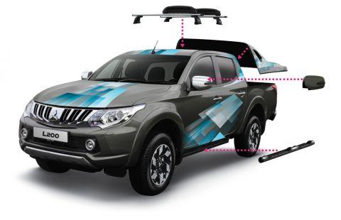 Concours Mitsubishi L200 Custom Camp : le pick-up dans tous ses états !