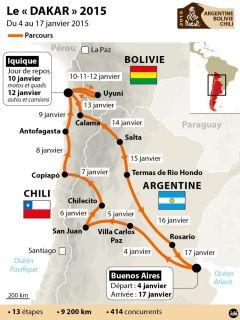 Dakar 2015: Mitsubishi Motors se prépare à vivre 9 000 km d'aventure