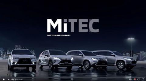 Découvrez la nouvelle compagne de technologies Mitsubishi Motors