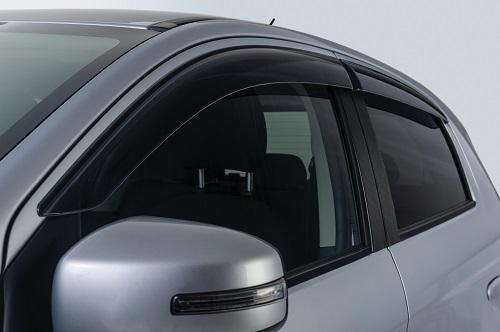Déflecteurs de vitres