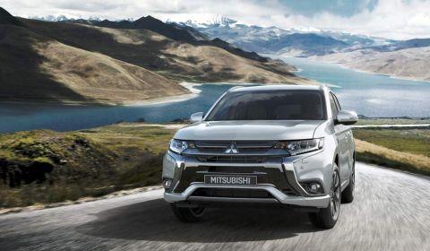 L'outlander Hybride rechargeable dans le Top 10 des voitures électriques préférées des Français*