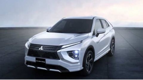 Lancement de l'Eclipse Cross PHEV en Europe