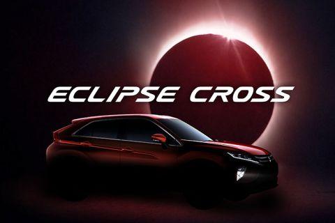 Le nouveau SUV compact de MITSUBISHI MOTORS : « Eclipse Cross »