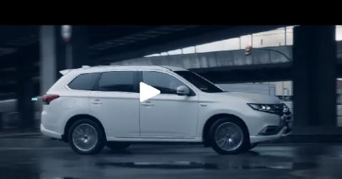 Le retour de Mitsubishi Motors à la télévision !