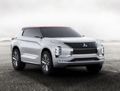 Les nouveautés Mitsubishi Motors au Mondial de l'Automobile 2016 Première mondiale du SUV Ground Tourer Mitsubishi GT-PHEV Concept
