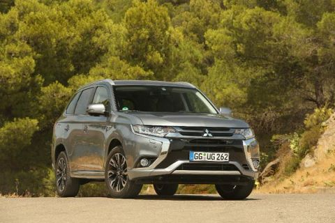 Mitsubishi Motors au Salon Automobile International de Francfort 2015