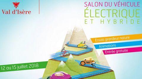 Mitsubishi Motors au salon de l'électrique de Val d'Isère