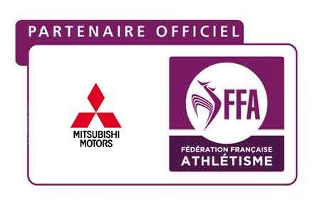 Mitsubishi Motors et la Fédération française d'athlétisme deviennent partenaires
