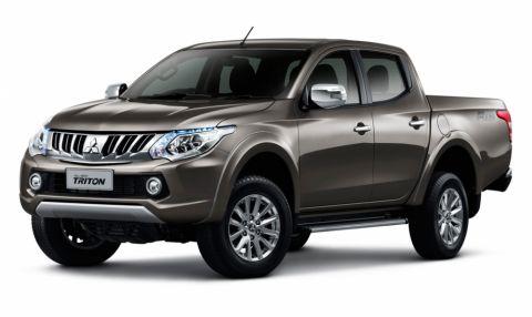 Mitsubishi Motors lance son nouveau pick-up Triton en Thaïlande