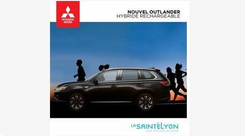Mitsubishi Motors ouvrira la course de la Saintélyon